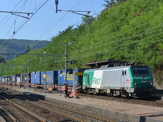 Transport ferroviaire LCF
